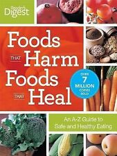 Foods That Harm, Foods That Heal Editors of Reader's Digest Paperback