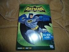 Batman: The Brave and the Bold: Season One, Part Two (2009) [2 Disc DVD]