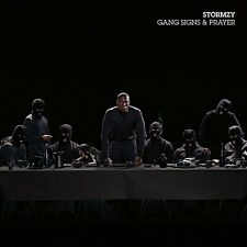 STORMZY GANG SIGNS & PRAYER CD - NEW RELEASE FEBRUARY 2017