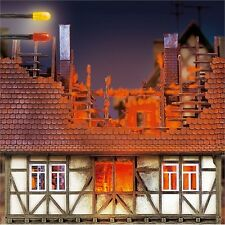 Busch Burning Building Light Effect 5921 HO Scale (suit OO also)