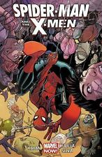 Spider-Man and the X-Men (2015, Paperback)