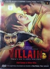 Ek Villain Full Songs & Other Bollywood Hits - Bollywood Songs DVD