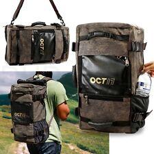 Men's Vintage Canvas Backpack Travel Sport Rucksack Satchel School Hiking Bag