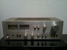 AMPLI TECHNICS SU-Z2 Amplifier Vintage Silver Classics HIFI Design