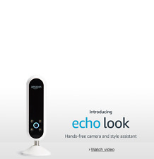 Echo Look Pre-Sale  Hands-Free Camera and Style Assistant Pre-Sale Soon at Stock