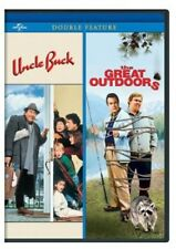 Great Outdoors/Uncle Buck [DVD NEW]
