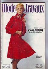 modes et travaux 865 - 01er janvier 1973 -