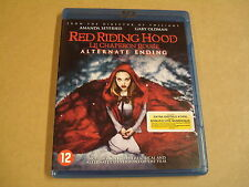 BLU-RAY / RED RIDING HOOD / LE CHAPERON ROUGE - ALTERNATE ENDING