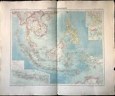 ARCHIPELLE ASIATIQUE ATLAS UNIVERSEL