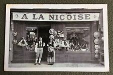 CPA. CPSM. NICE. 06 - A La Niçoise. Magasin. Rue St François de Paule. Poupées.