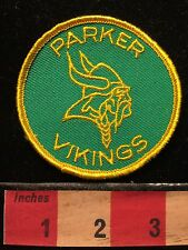 Patch ~ Parker Wisconsin Vikings 69WH