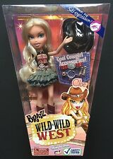 Bratz Wild Wild West Cloe Doll New
