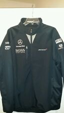 mclaren mercedes team wear jacket new for 2014 Brand new size XXXL
