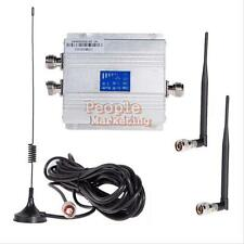 CDMA 850Mhz Mobile Car Cell Phone Signal Booster Repeater Amplifier Kit Antenna