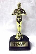 "World's Best Boyfriend Trophy-7"" 061045"