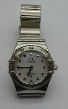 Polished OMEGA Constellation My Choice Quartz Ladies Watch 795.1243