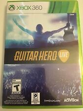Guitar Hero Live Game Only (Microsoft Xbox 360) - COMPLETE