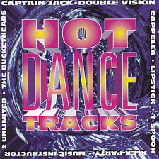 Compilation ‎CD Hot Dance Tracks - The Best Dance Hits - Holland