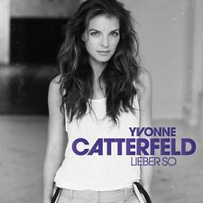 Lieber So -Yvonne Catterfeld 17 Lieder CD (2015) The Voice of Germany Mitglied