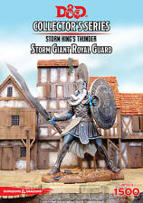 Dungeons & Dragons Collector's Series STORM GIANT ROYAL GUARD D&D king's thunder