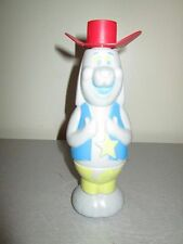 Vintage Soaky Bottle Deputy Dawg 8.5""