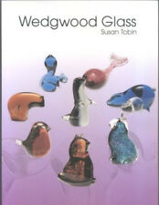 WEDGWOOD GLASS : Book by Susan Tobin  : SIGNED BY THE AUTHOR