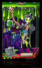 SDCC 2016 Exclusive Monster High GHOSTBUSTERS FRANKIE STEIN Doll Very Rare Excl