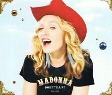 MADONNA Don't Tell Me CD Single Maverick 2000