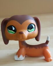Littlest Pet Shop Dachshund SAVANNAH # 675 - 2006 Orginal LPS