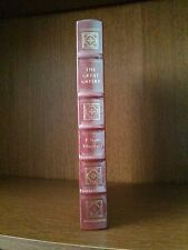THE GREAT GATSBY - F. Scott Fitzgerald - EASTON PRESS - Leather-Bound - NEW