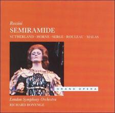 Rossini: Semiramide (CD, Sep-1989, 3 Discs, Decca)