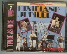 DIXIELAND JUBILEE - IT'S DIXIE TIME !  -  2 CASSETTE SET - NEW