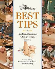 Fine Woodworking: Fine Woodworking's Best Tips on Finishing, Sharpening,...