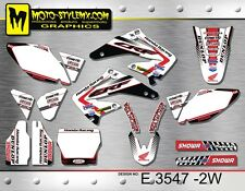Honda CRf 450R 2002 up to 2004 Moto StyleMX graphics decals kit stickers