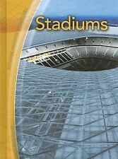 Stadiums (Building Amazing Structures (2nd Edition))-ExLibrary