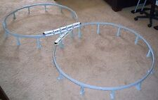 Tall Graduated Pier set for Disney toy monorail makes figure 8 support post