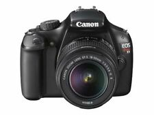 Canon EOS Rebel T3 / EOS 1100D 12.2 MP Digital SLR Camera - Black (Kit w/...