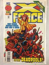 X-Force #56 Comic Book Marvel 1996