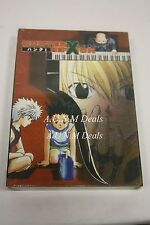 hunter x hunter DVD MA119E (4 Disc set) Ver rare set (Brand New Sealed)