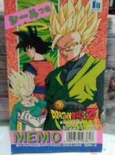 DRAGON BALL LAMINA TAMAÑO POSTAL