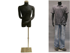 Male Mannequin Manequin Manikin Dress Form #M02arm+BS-05