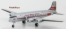 Hobby Master 1:200 Douglas DC-4 Trans World Airline NC45341 The Taj Mahal HL2024