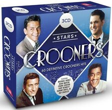 Stars-Crooners (Michael Buble, Frank sinatra, ray charles,...) 3 CD NEUF