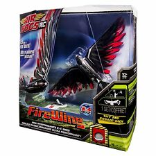 Air Hogs RC IR FireWing Red Flying Bird Ages 5+ Toy Radio Remote Control Plane