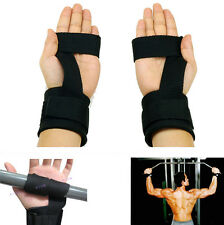 Gym Wrist Straps Weight Lift Weightlifting Bodybuilding Wrist Support Hand Wrap