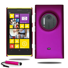 For Nokia Lumia 1020 Armour Hard Shell Case Cover + Screen Protector + Stylus