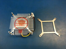 CPU Cooler - Aluminum Heatsink with Copper Core + Fan - Core i Mobile G1 & G2