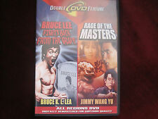 Bruce Lee Fights Back From The Grave/Rage Of The Masters (DVD) WORLD SHIP AVAIL!