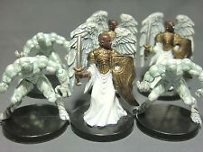 Dungeons & Dragons Miniatures Lot  Protectar Angel Astral Construct !!  s91