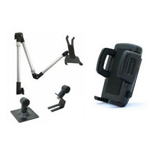 Table Car Wall Mount Tablet Holder Desktop Mounting With Universal Phone Holder